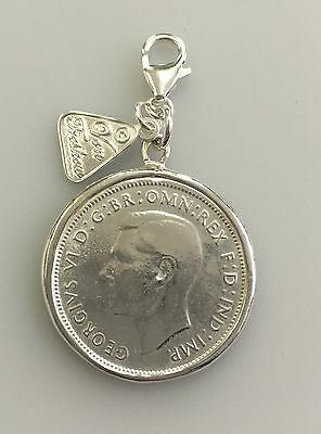 100% Authentic VON TRESKOW - Florin Coin Charm