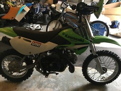 2013 Kawasaki KX  Kawasaki KLX 110 dirt bikes. Excellent condition.