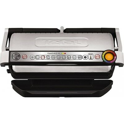 Tefal Optigrill+ Plus Xl Gc722D Kontaktgrill Elektrogrill Tischgrill 2000 Watt