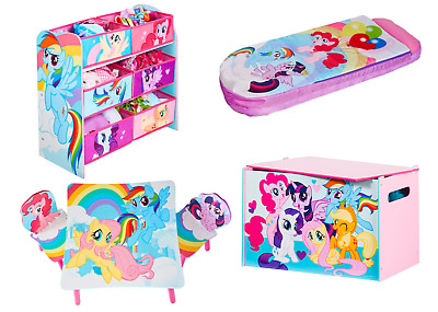 Choose from NEW My Little Pony Kids Furniture, Bookcase, Storage ReadyBed & More