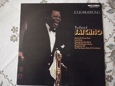 LP LOUIS ARMSTRONG - Best of SATCHMO