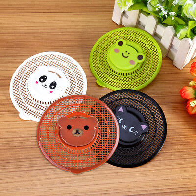 Shower Basin Hole Plug Bath Tub Hair Trap Strainer Fur Filter Drain Cover Filter