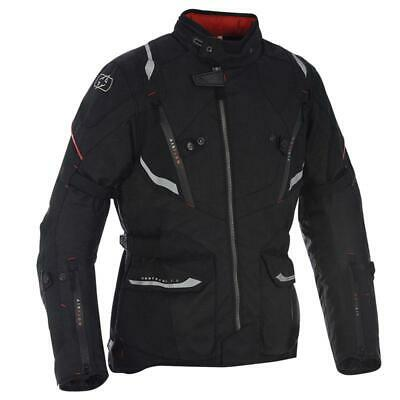 Oxford Montreal 3.0 Motorcycle Motorbike Jacket Black - NEW FOR 2018!!