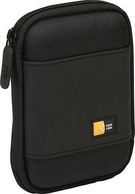 Case Logic Portable External Hard Drive GPS Storage Carry Case Black PHDC1