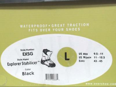 """NEOS 11"""" Explorer Slip Resistant Overshoes with STABILicers Outsole (EXSG)"""