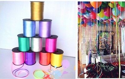 Wedding Favor Gift Wrap Balloon Curling Ribbon Sweet Bags Party Present Wrap NEW