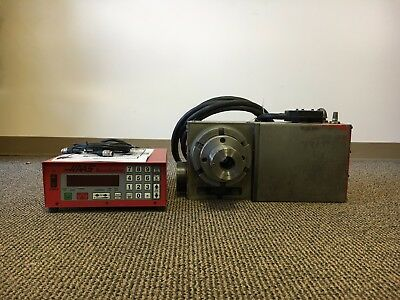 Haas 4th Axis Servo Controller PIN 980811and HRT 160 Rotary Table Motor