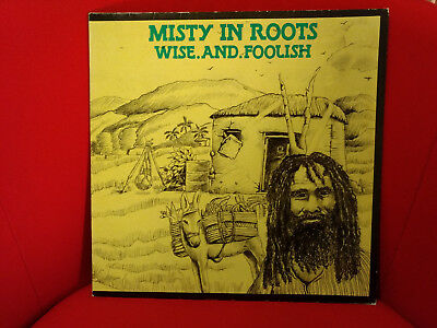 MISTY IN ROOTS - Wise and Foolish LP