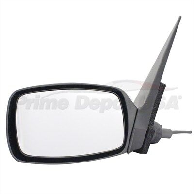 A Brand New #1 High Quality Manual Remote Mirror~Left Hand Side Driver Door