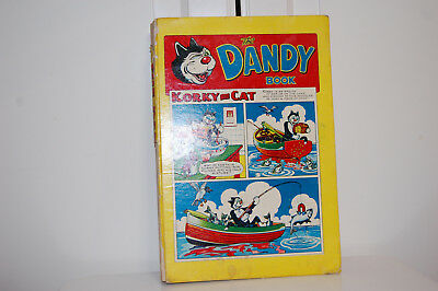 The Dandy Book 1958