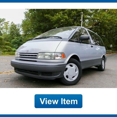 1997 Toyota Previa SC 1997 Toyota Previa 1 Owner  SC Supercharge  Super Low 48K mi CARFAX Texas!