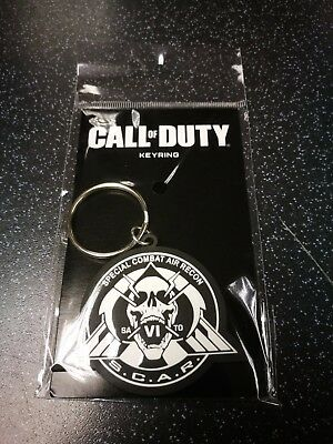Call Of Duty Infinite Warfare S.c.a.r Keyring - New & Sealed