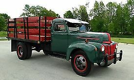 1945 Ford Other  1945 Ford one and one half ton truck