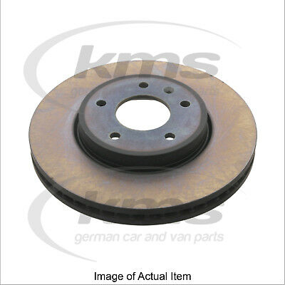 New Genuine Febi Bilstein Brake Disc 31425 Top German Quality