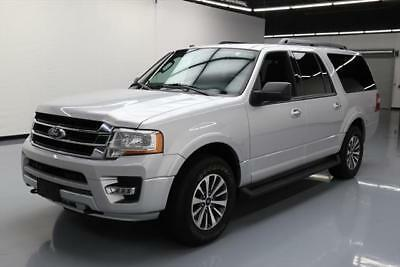 2016 Ford Expedition  2016 FORD EXPEDITION EL XLT 4X4 ECOBOOST 8-PASS 50K MI #F52232 Texas Direct Auto