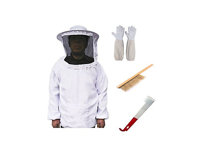 BeeKeeping Starter Kit Supplies-All Set Suit Costume Tools Bee Keeping Keeper