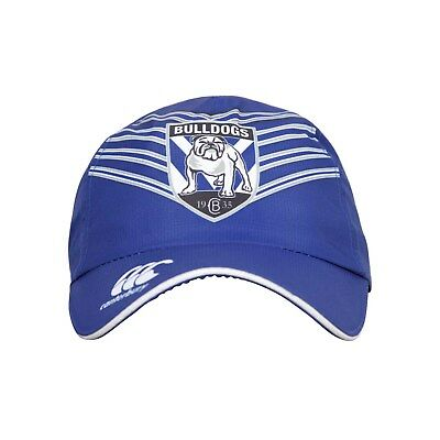 Canterbury Bankstown Bulldogs 2018 NRL Players Training Cap! In Stock!