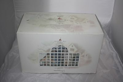 Department 56 Seasons Bay First Edition BAY STREET SHOPS Set Of 2