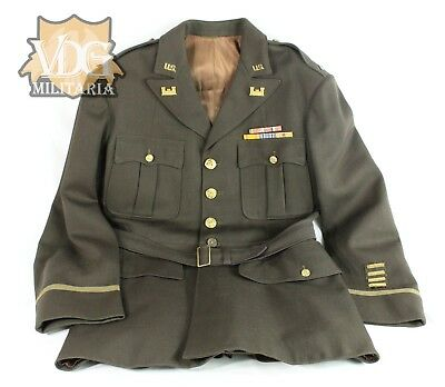 WW2 US Army Engineer LT Officers Dress Jacket PTO Pacific Theatre