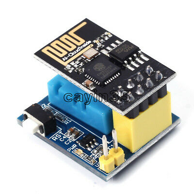 ESP8266 DHT11 Temperature and Humidity WiFi Module Wireless Module ESP-01/01S