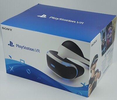 Playstation VR Core Headset Virtual Reality Headset SONY PS4 PSVR