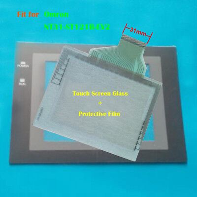 New for Omron NT31-ST123B-EV3 Protective Film NT31ST123BEV3 Touch Screen Glass