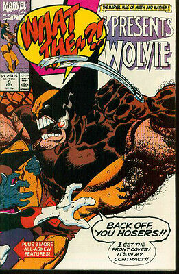 Marvel Comics What The?! presents Wolverine Issue 9