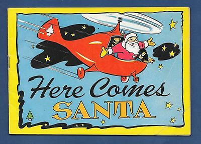 March of Comics #30 Here Comes Santa - Promotional Comic - Christmas 1948