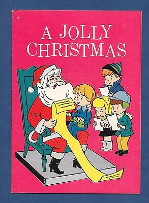 March of Comics #269 A Jolly Christmas - Promotional Giveaway - Santa