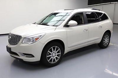 2014 Buick Enclave Leather Sport Utility 4-Door 2014 BUICK ENCLAVE LEATHER 7PASS HTD LEATHER NAV 19K MI #352857 Texas Direct