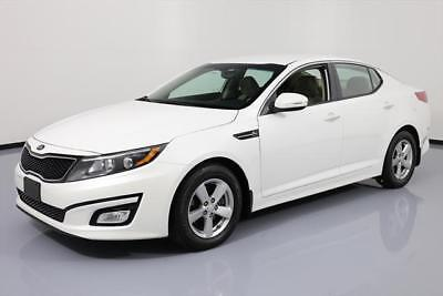 2014 Kia Optima LX Sedan 4-Door 2014 KIA OPTIMA LX GDI SEDAN REAR CAM BLUETOOTH 35K MI #520959 Texas Direct Auto