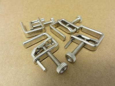 155208 New-No Box, Loveshaw CPM75-058-0 Lot-4 Hose/Tubing Clamps