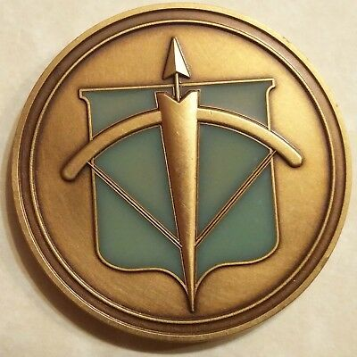 Central Intelligence Agency CIA Special Operations Training Challenge Coin