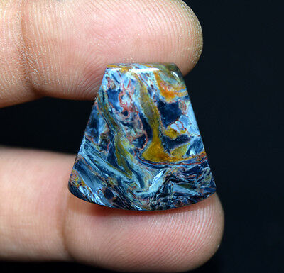 17.05 Cts. 100 % Natural Chatoyant Pietersite Fancy Cabochon Loose Gemstones