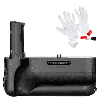 Neewer Vertical Battery Grip with 3-In-1 Cleaning Kit for SONY A7 II and A7R II
