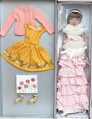 """Tonner Agatha Primrose Want To Dance 13"""" Dressed Doll  + Shopping Date Outfit"""