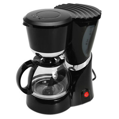 Homemade Electric Automatic Machine Drip Filter Coffee Maker Latte Expresso Tea