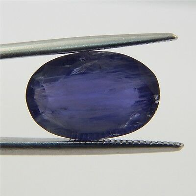 5.7 cts India's Natural Iolite Gemstone Wholesale Loose Cabochon R#232-10