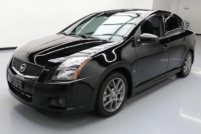 2011 Nissan Sentra SE-R Spec V Sedan 4-Door 2011 NISSAN SENTRA SE-R SPEC V 6SPEED SUNROOF NAV 82K #660391 Texas Direct Auto