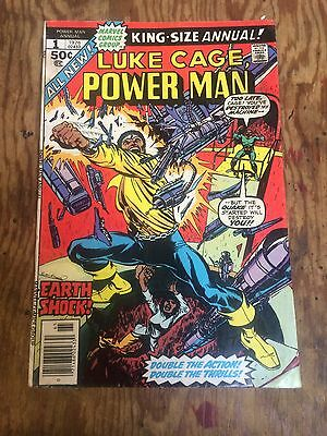 Luke Cage Hero For Hire Lot Of 20 Early Iron Fist Teamup Solid Comics !!
