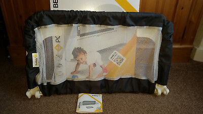 Saftey 1St Portable Bed Rail Grey New In Box.