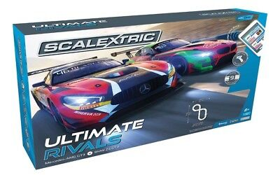 Scalextric Ultimate Rivals Set Arc One