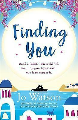 Finding You By Jo Watson NEW (Paperback) Book