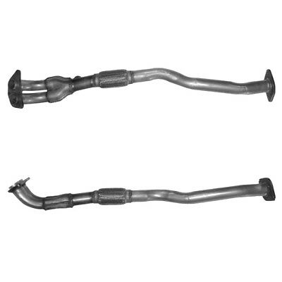 NISSAN PRIMERA Exhaust Front Down Pipe Inc Fitting Kit 70009 2.0 5/1993-5/1996