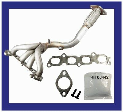 FORD FOCUS Exhaust Front Down Pipe Inc Fitting Kit 70394 1.4 8/1998-9/2004