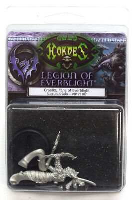 NEW Hordes Legion of Everblight Craelix, Fang of Everblight Solo PIP 73107