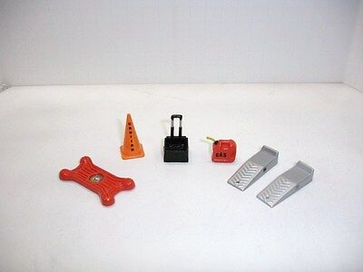 1:24 scale 5 pc garage set  For your Diorama Accessories