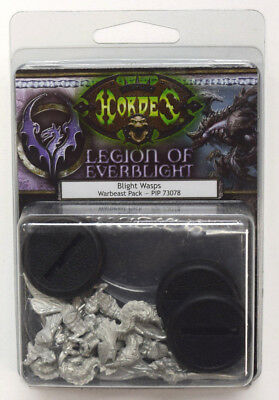 NEW Hordes Legion of Everblight Blight Wasps Warbeast Pack PIP 73078