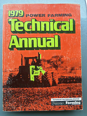 Power Farming Technical Annual 1979 36Th Edition