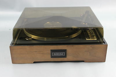 Vintage Benjamin Miracord Elac Miracord 50 H Turntable Phono Record Player